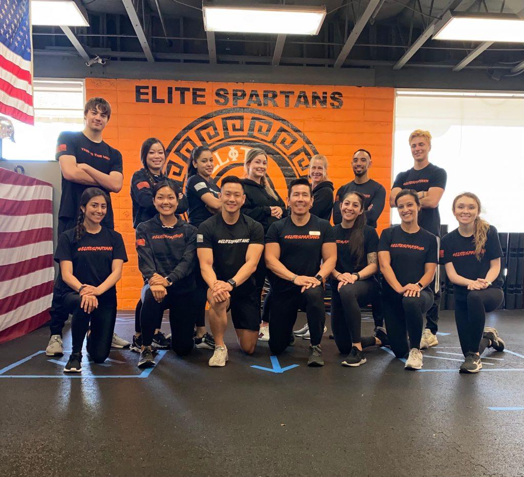 staff photo gym in San Jose
